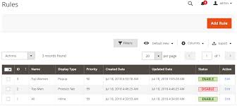 Magento 2 Size Chart Extension How To Add Size Chart In Magento 2 Mageplaza