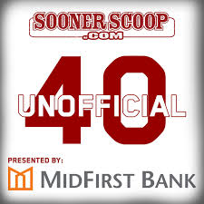 Oklahoma Sooners Unofficial 40