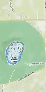 Battle Ground Lake Fishing Map Us_wa_01516191 Nautical
