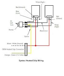 hot grips wiring diagram oxford heated grips operating Light Switch Wiring Diagram at Kawasaki Heated Grips Wireing Diagram