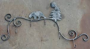 Coat Rack Monster For Sale Adorable These Creations Are Made With Both Hand Forged And Fabricated Parts