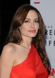 Actress Angelina Jolie arrives at the premiere of Fox Searchlight Pictures'  'The Tree of