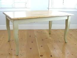 hickory dining table cottage table simple living country cottage dining round hickory dining table