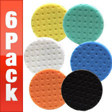 lake country 5 5 inch ccs pads 6 pack your choice 20 gif