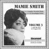 Mamie Smith/Complete Recorded Works Vol. 3