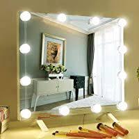 bathroom vanity mirror lights. LED Vanity Lights Hollywood Style String Dimmable Bathroom Makeup  Mirror Light 7000K White 12 Bathroom Vanity Mirror Lights I