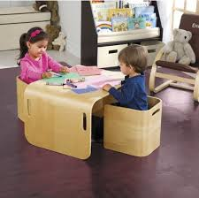 modern child table and chair set. kids modern table and chairs furniture set from one step ahead weaning $169 child chair c