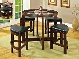 6 contemporary black pub table sets cute furniture with round pub table and chairs decorating