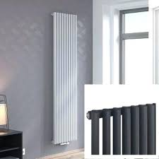 wall mount electric heaters tall wall radiators edge modern designer  vertical oval tube radiator tall central