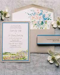 Wedding Invitations Watercolor Watercolor Wedding Invites Under Fontanacountryinn Com
