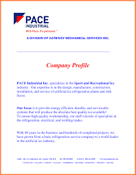 Company Profile Sample Company Profile Sample 24 Manufacturing Letterhead 24 toliveiraco 1