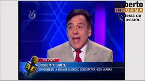 Roberto Smith Entrevista Noticiero Venevisión 20/10/2016 - YouTube