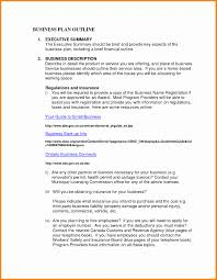 Campground Business Plan Template Easybusinessfinance T Mla Format