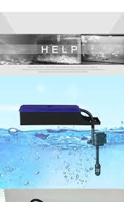 Giảm 24 %】 XỬ LÝ NƯỚC CÁ KIỂNG TẠO OXY CHO CÁ - Máy lọc nước hồ cá - Bể cá  cảnh - Máy lọc nước bể cá cảnh mini RS Cao