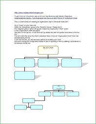 How To Create An Organizational Chart In Microsoft Word 2007 027 Flow Chart Template Word Unique Ideas Document Flowchart