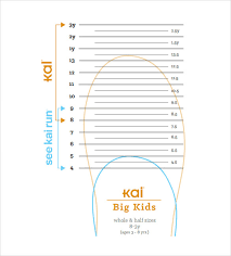 Infant Foot Size Chart By Age Sample Baby Size Chart 7 Documents In Word Pdf