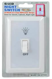 led switch light cover