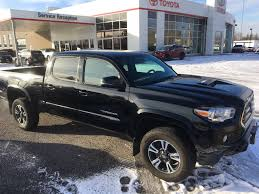 Used 2016 Toyota Tacoma For Sale   Fort Erie ON