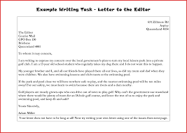 writing a letter format inspirational format of letter to the editor job latter