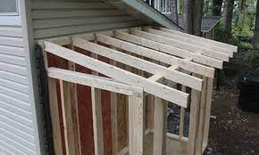 how to build rafters for a shed last
