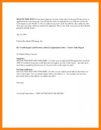 Sample Of Professional Letter Credit Explanation Letter Writing A Letter Format To Whom It