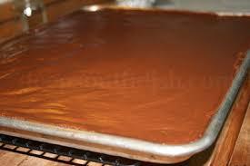 vanilla texas sheet cake deep south dish tommies brownies aka buttermilk chocolate texas