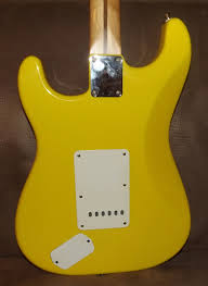 fender® forums • view topic grafitti yellow powerhouse stratocaster image