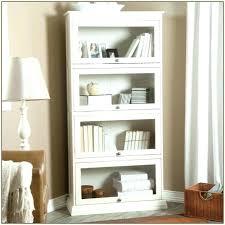 bookcase with doors ikea bookshelves glass door white bookcase with glass doors home design inside door