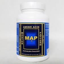 Master Amino Acid Pattern Impressive MAP Master Amino Acid Pattern 48 Tabs