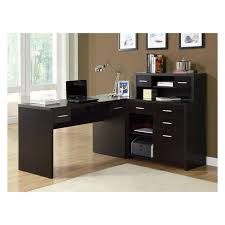 shaped computer desk home office. Wonderful L Shaped Office Desk Shape For An Computer At Throughout Home Modern :
