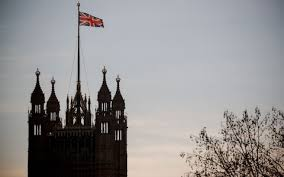 English County Flags Chart Parliament To Fly County Flags As New Prime Minister Is