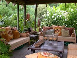 Outdoor Living Room Designs Outdoor Living Room Designs Classic Fireplace And Brown Sofa