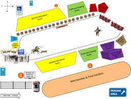 Poway Rodeo Grounds Ticket Layout Poway Rodeo