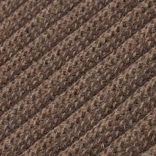 blue hill brown outdoor braided rugs