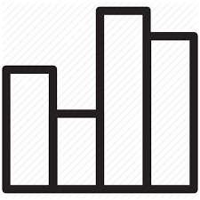 Bar Chart Statistics Web And User Interface 5 By Vectors Market
