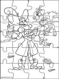 Kleurplaat Jake En De Nooitgedacht Piraten Kleurplaten En Zo