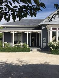 exterior paint color schemes nz. the blue house - beautiful nz villa in linwood, christchurch, new zealand. join us on mission to learn garden and freshen this place up suit our exterior paint color schemes nz