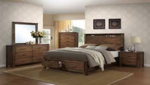 Oakridge Storage Bed King Queen or Cal King Platform Bed Frame and ...