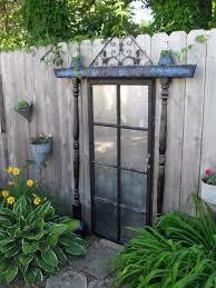 31 best garden fence decoration ideas