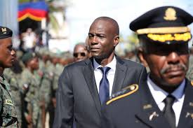 Image result for Jovenel Moise vertires november 18