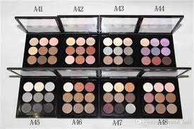 m makeup brand eyeshadow palette makeup with logo palette makeup palettes makeup s matte eyeshadow palette from brand hall 4 04 dhgate