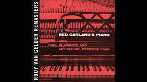 <b>Red Garland</b> - But Not For Me - YouTube
