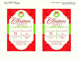 Printable Holiday Party Invitations Printable Holiday Party Invitation Templates Free Download Them Or