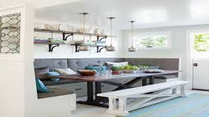 Kitchen Table Booth Seating Kitchen Table With Banquette Photo Banquette Design