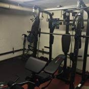 Weider Pro 8500 Exercise Chart Amazon Com Icon Fitness Weider Pro 8500 Smith Cage Box1