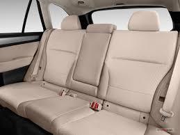 2017 subaru outback rear seat