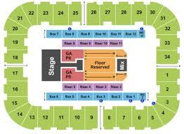 Berglund Center Theater Seating Chart Berglund Center Coliseum Tickets And Berglund Center