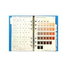 Plastic Munsell Soil Color Book Munsell Soil Color Chart For