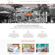 apartment website design. Tuscany Apartments. Website Design \u0026 Development Apartment