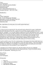 A P Mechanic Resume Aircraft Maintenance Technician Resume Ideas
